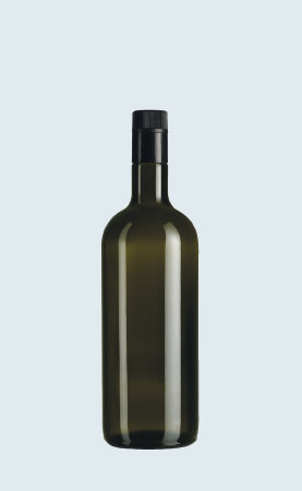 Bottiglia in vetro per olio Willy Dop 100