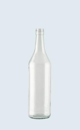 Bottiglia in vetro distilleria Vermouth 100