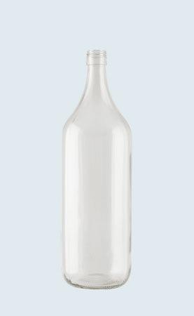 Bottiglia in vetro distilleria Doppio Litro 200