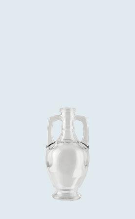 Bottiglia in vetro distilleria Anfora Arabesca 20