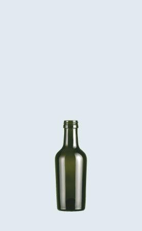 Bottiglia in vetro per olio Cubana 25