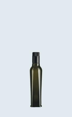 Bottiglia in vetro per olio Fiorentina Dop 25