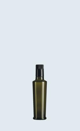 Bottiglia in vetro per olio Olea Dop 25