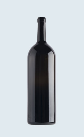 Bottiglia in vetro per vino Golia 500