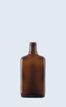 Bottiglia in vetro distilleria Amaretto 50