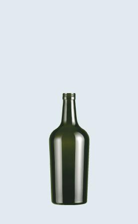 Bottiglia in vetro per olio Cubana 50