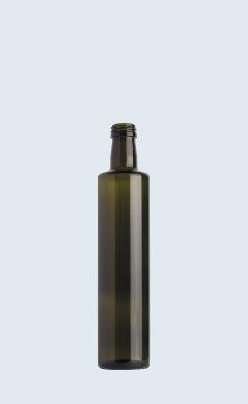 Bottiglia in vetro per olio Dorica 50