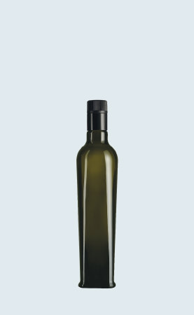 Bottiglia in vetro per olio Fiorentina Dop 50