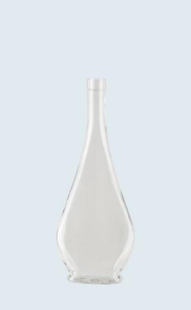 Bottiglia in vetro distilleria Liabel 50