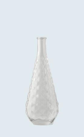 Bottiglia in vetro distilleria Mimi Diamantata 50
