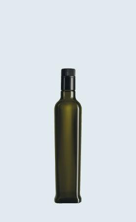 Bottiglia in vetro per olio Papua Dop 50