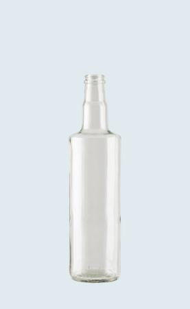 Bottiglia in vetro distilleria Gaia 70