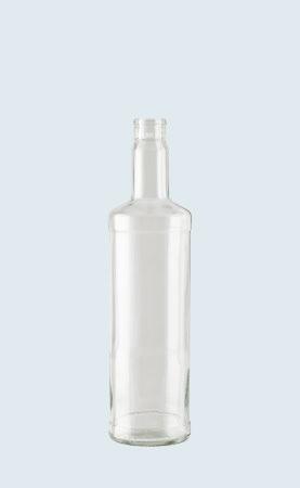 Bottiglia in vetro distilleria New Linee Spallata 70