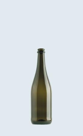 Bottiglia in vetro per vino Spumante Extral 75
