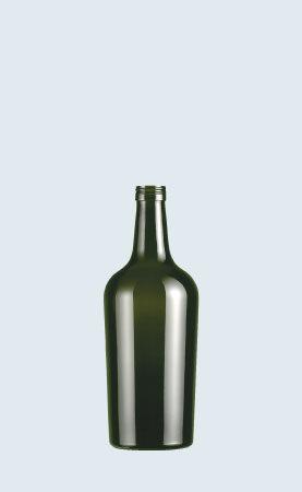 Bottiglia in vetro per olio Cubana 75