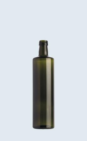 Bottiglia in vetro per olio Dorica 75