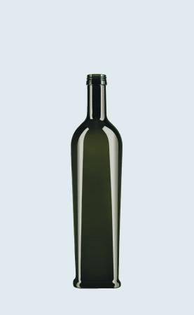 Bottiglia in vetro per olio Fiorentina 75