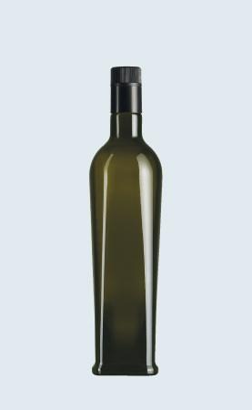 Bottiglia in vetro per olio Fiorentina Dop 75