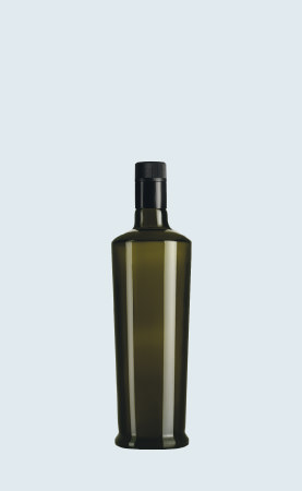 Bottiglia in vetro per olio Olea Dop 75