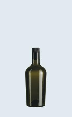 Bottiglia in vetro per olio Oleum Dop 75