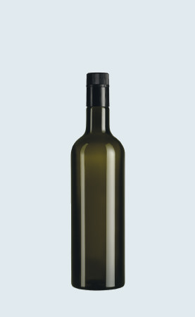 Bottiglia in vetro per olio Willy Dop 75