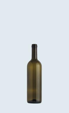 Bottiglia in vetro per vino Standard 75 Ecovà