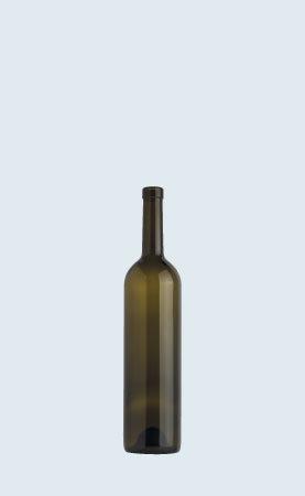 Bottiglia in vetro per vino Elegance 75