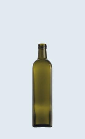 Bottiglia in vetro per olio Marasca 75