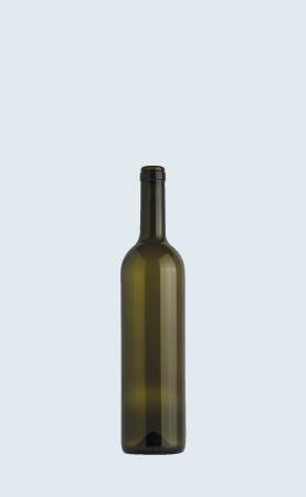 Bottiglia in vetro per vino Nobile Castello 75