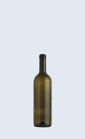 Bottiglia in vetro per vino Standard 75