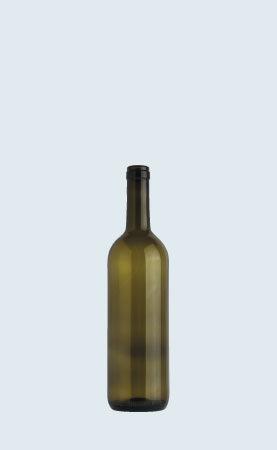 Bottiglia in vetro per vino Vetri 75
