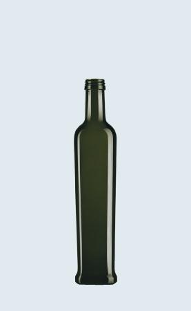 Bottiglia in vetro per olio Papua Vite 50