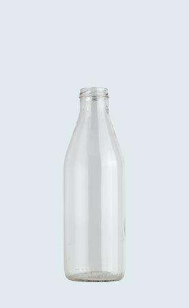 Bottiglie in vetro Latte Roma 100