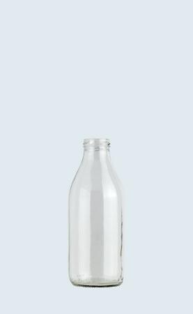 Bottiglie in vetro Latte Sorbetto 75