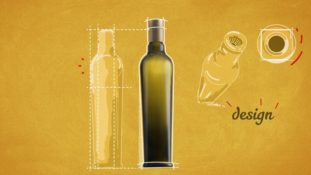 Come conservare l'olio d'oliva al meglio - Bottiglie in vetro per olio da Arpaia