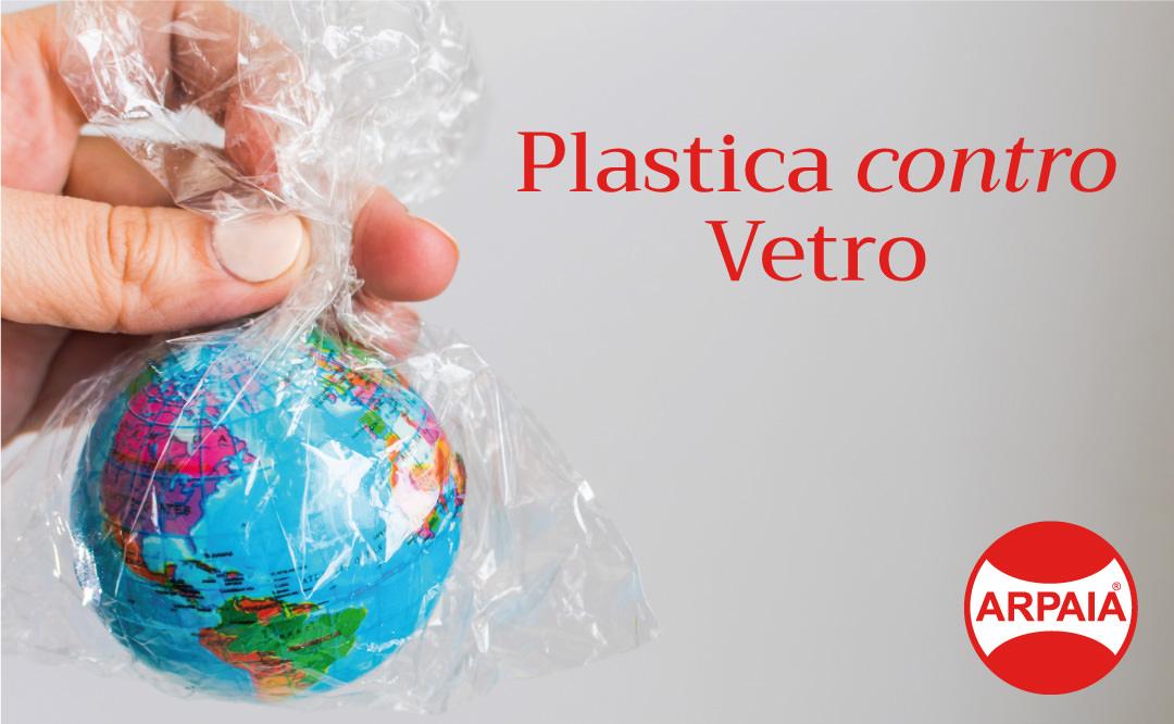 Vetro vs plastica: Perchè è meglio scegliere un determinato tipo di contenitore?